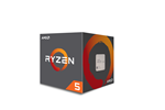 YD2600BBAFBOX - AMD Ryzen 5 2600 with Wraith Stealth - Pinnacle Ridge CPU - 6 ydintä 3.4 GHz - AMD AM4 - AMD Boxed (PIB - sis. jäähdyttimen)