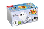 2219166 - Nintendo New 2DS XL - Lavender White (Tomodachi Life Bundle)