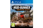 3512899120723 - Spintires: MudRunner - American Wilds Edition - Sony PlayStation 4 - Simulaattori