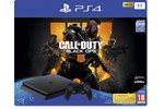 711719758112 - Sony PlayStation 4 Slim Black - 1TB (Call of Duty: Black Ops 4 Bundle)