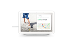 GA00516-NO - Google Nest Hub - Chalk (Nordic Version)