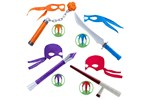 46-82050 - TEENAGE MUTANT NINJA TURTLES Ninja Weapons