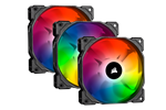 CO-9050094-WW - Corsair iCUE SP120 RGB PRO 3-pack - Kotelotuuletin - 120 mm - 26 DBA