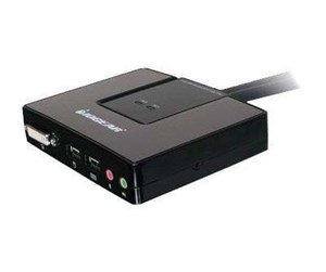 GCS982U - IOGEAR GCS982U - KVM / audio-switch - 2 porte