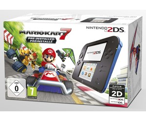 2205032 - Nintendo 2DS (Mario Kart 7 Bundle)