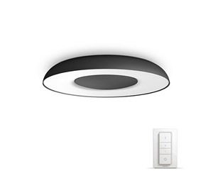 915005402701 - Philips Hue Still Ceiling Lamp - Black