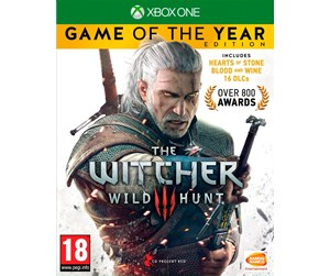 3391891989756 - The Witcher III: Wild Hunt - Game of The Year Edition - Microsoft Xbox One - RPG