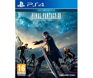 5021290068018 - Final Fantasy XV - Day One Edition - Sony PlayStation 4 - RPG