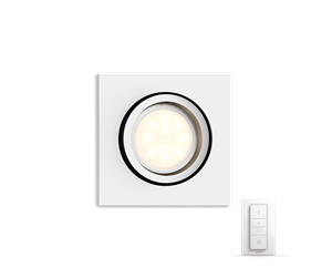 915005425701 - Philips Hue Milliskin Recessed Spot - White