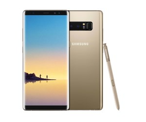 SM-N950FZDDNEE - Samsung Galaxy Note 8 64GB - Maple Gold