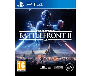 5030944121610 - Star Wars: Battlefront II (2017) - Sony PlayStation 4 - Toiminta