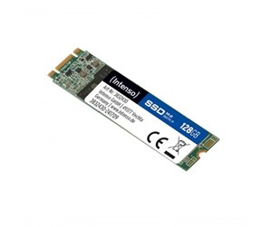 3832430 - Intenso SSD M.2 2280 SATA III Top - 128GB