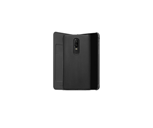 5431100051 - OnePlus 6 - Flip Cover - Black