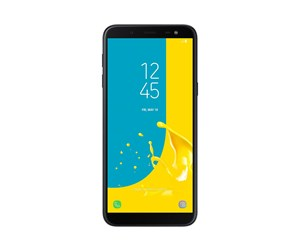 SM-J600FZKUNEE - Samsung Galaxy J6 (2018) 32GB - Black