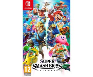 0045496422905 - Super Smash Bros. Ultimate - Nintendo Switch - Taistelu