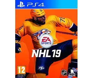 5030930121969 - NHL 19 - Sony PlayStation 4 - Urheilu
