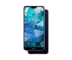 11CTLL01A06 - Nokia 7.1 64GB - Midnight Blue