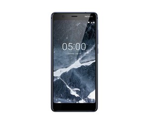11CO2L01A04 - Nokia 5.1 32GB - Tempered Blue