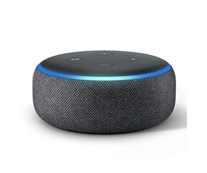 B0792HCFTG - Amazon Echo Dot 3rd Gen - Black
