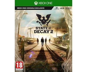 KZN-00009 - State of Decay 2 - Ultimate Edition - Microsoft Xbox One - Toiminta