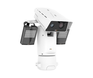 01016-001 - Axis Q8742-LE Zoom Bispectral PTZ Network Camera