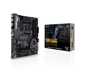 90MB1180-M0EAY0 - ASUS TUF GAMING X570-PLUS Emolevy - AMD X570 - AMD AM4 socket - DDR4 RAM - ATX