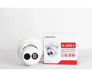 DS-2CD2345FWD-I(2.8mm) - Hikvision Digital Technology Hikvision 4 MP IR Fixed Turret Network Camera