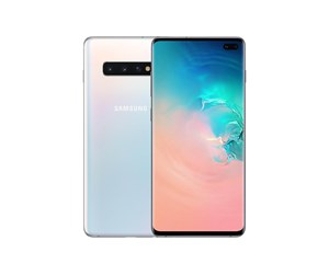 SM-G975FZWDNEE - Samsung Galaxy S10 Plus 128GB - Prism White