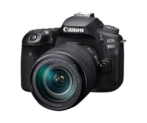 3616C017 - Canon EOS 90D 18-135mm IS USM