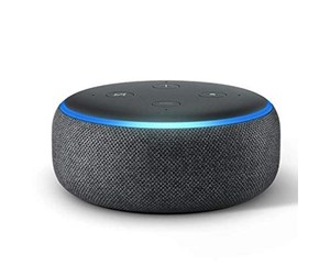 B07PHPXHQS - Amazon Echo Dot 3rd Gen - Black