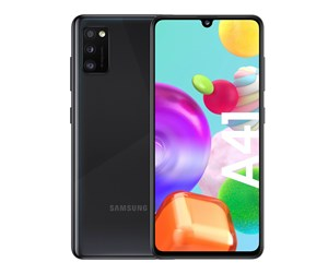 SM-A415FZKDEUD - Samsung Galaxy A41 64GB - Prism Crush Black