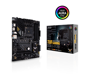 90MB14G0-M0EAY0 - ASUS TUF GAMING B550-PLUS Emolevy - AMD B550 - AMD AM4 socket - DDR4 RAM - ATX