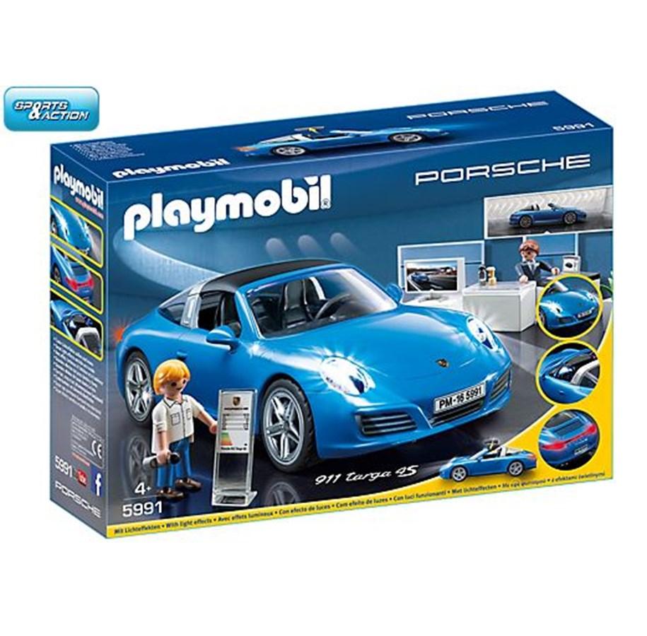 911 Targa 4S >> Playmobil Porsche Porsche 911 Targa 4s 5991