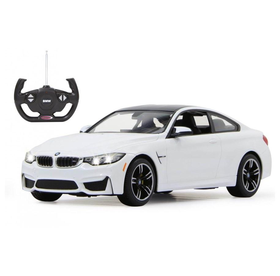 BMW M4 Coupe >> Jamara Bmw M4 Coupe 1 14 White