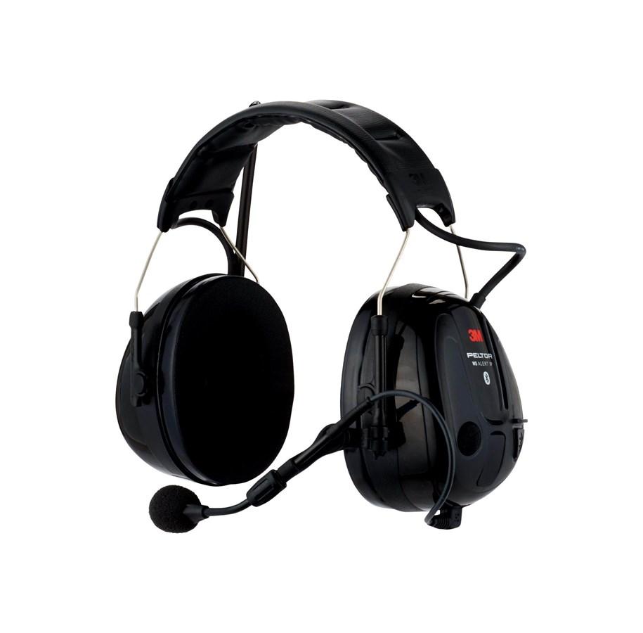 3M Peltor WS Alert XP kuuleva kuulonsuojain +radio+Bluetooth