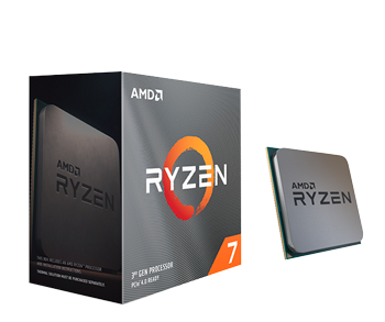 AMD Ryzen 7 3800XT CPU