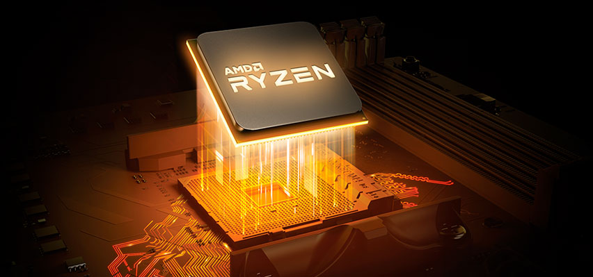 AMD Ryzen Extraordinary Innovation